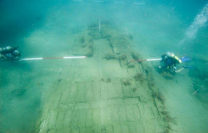 Подводный город Дварка