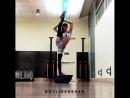 Баланс для балерины