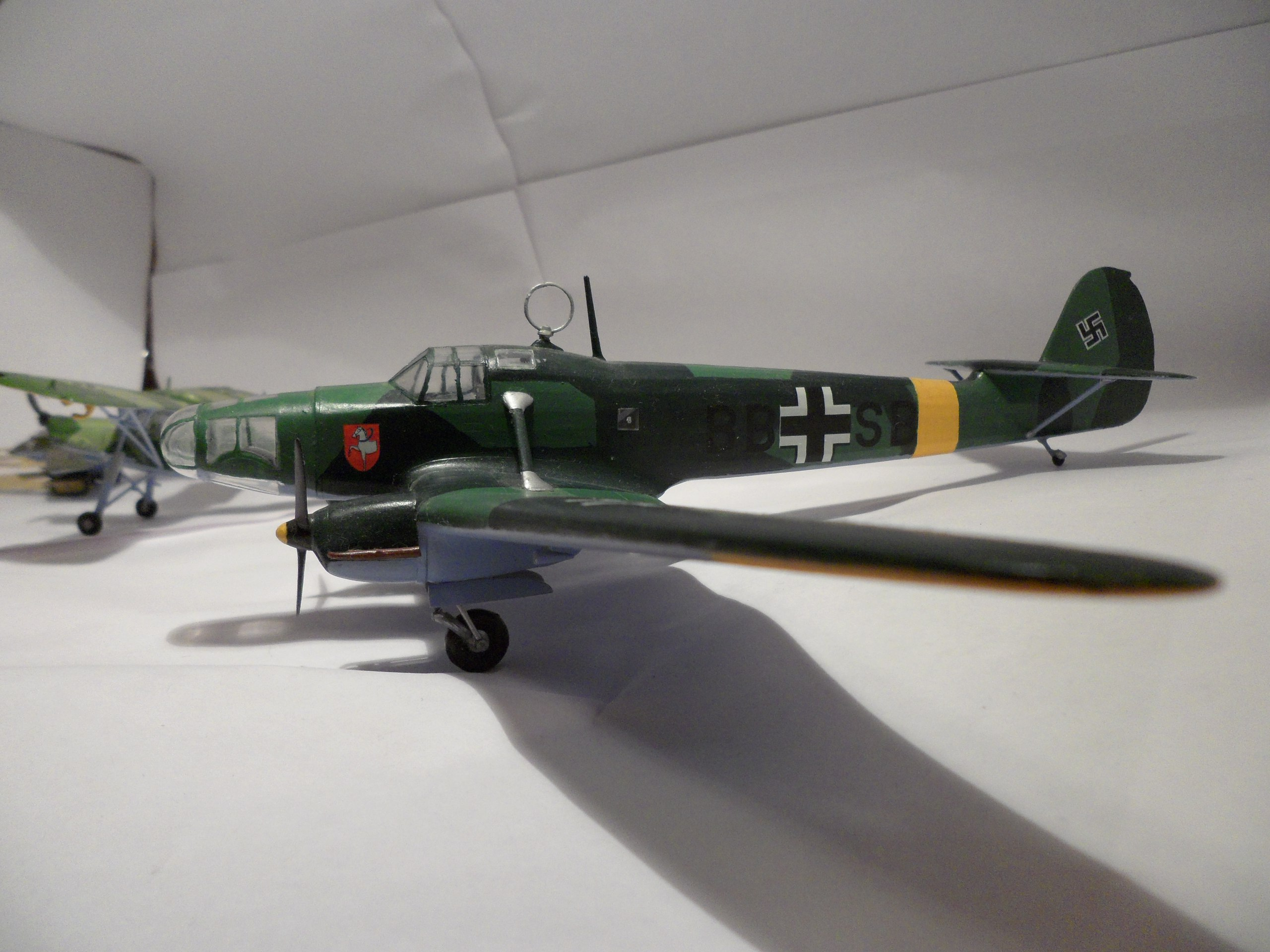 FW - 58C weihe 1/72 (Special Hobby) -H4wGn_JdGg