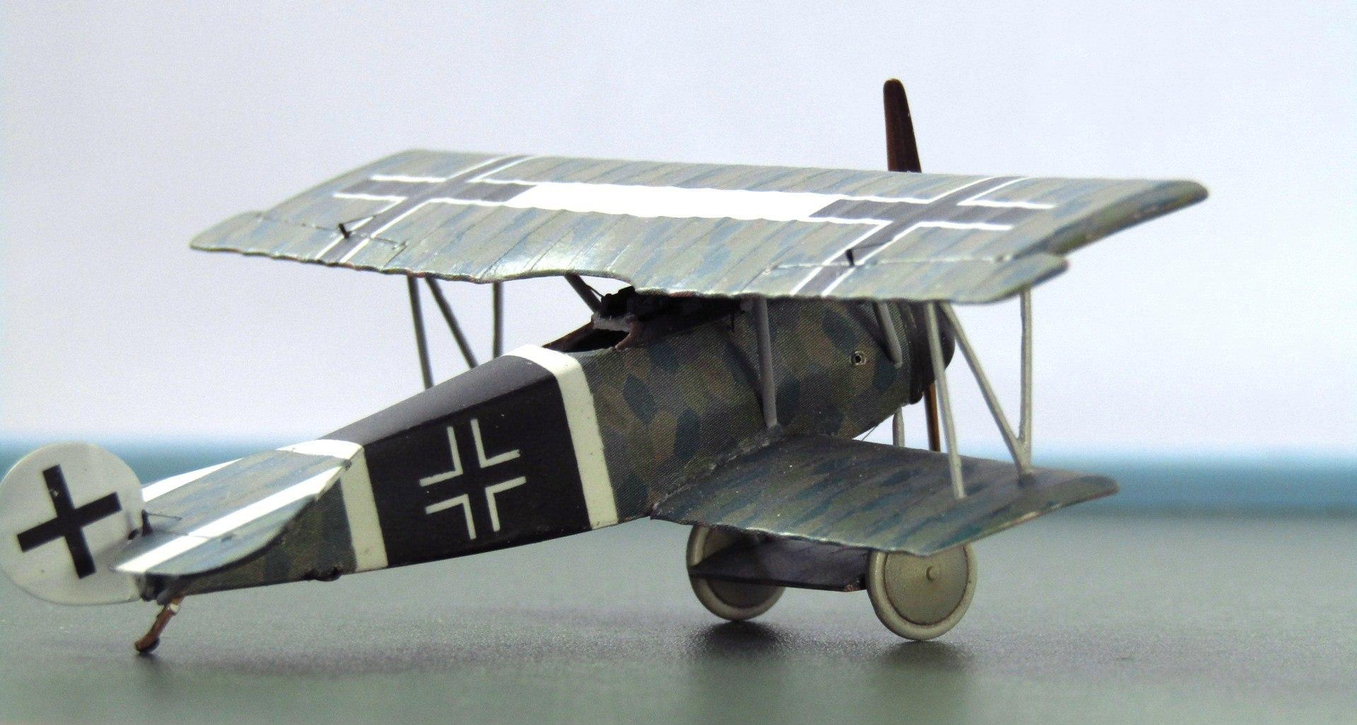 Fokker D.VI 1/72 (Roden)  44vMfmGCfRI