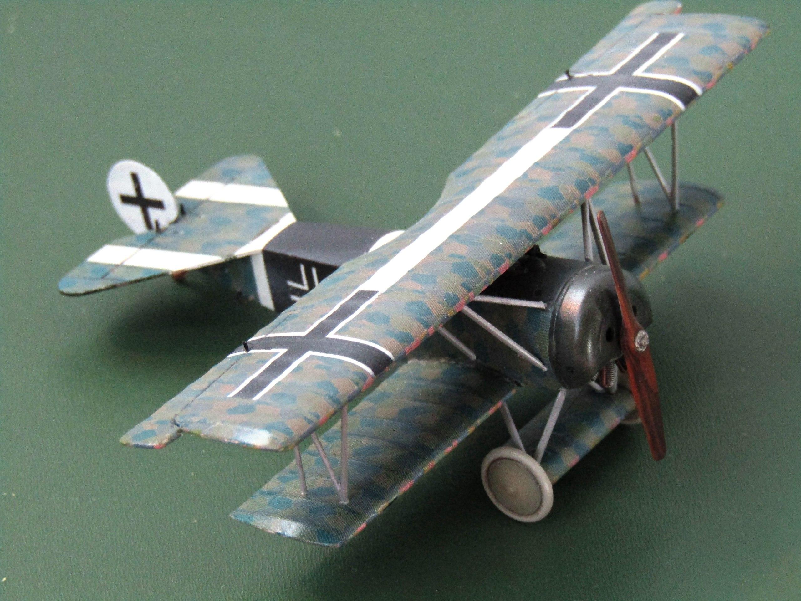 Fokker D.VI 1/72 (Roden)  NOsUIadlSuE