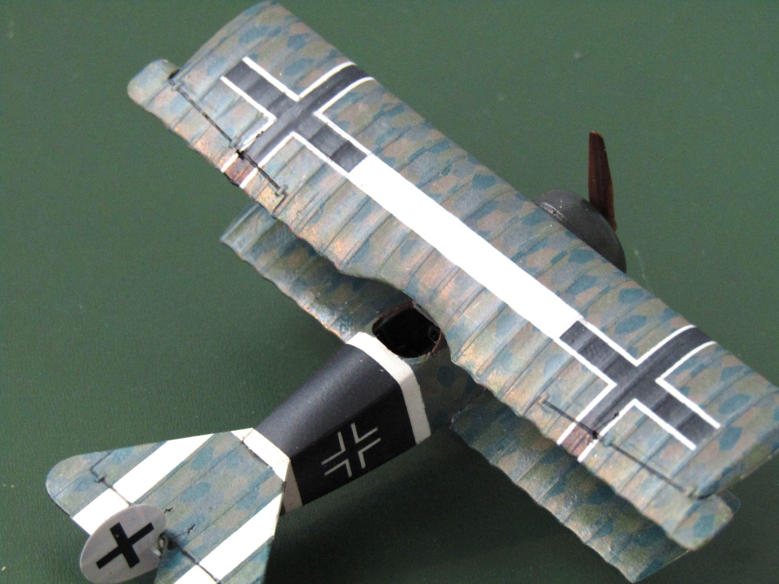 Fokker D.VI 1/72 (Roden)  Z2rJnufZBl8
