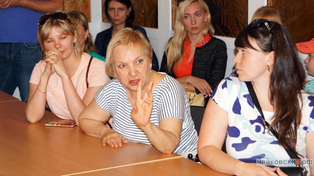 обманутые дольщики, Чайковский, 2017 год