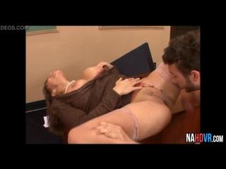 Asian Big Tits MILF Classroom Fuck Ava Devine, порно, секс, анал, sex, порнуха, ебля, порнуха
