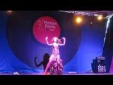 Daria Dronova - Belly Dancer video Танец живота (saidi) الرقص الشرقي 4503