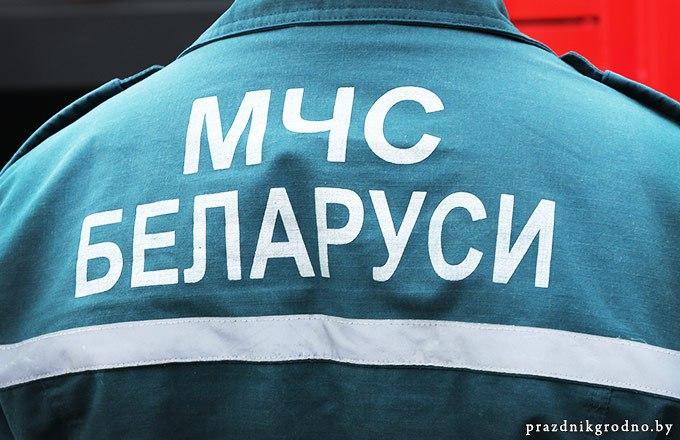 день пожарной службы в Гродно