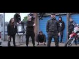 Mc No Limit x Damany - Чёрный спортивный костюм (#Pн)