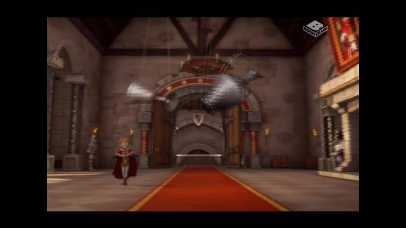 Робин Гуд: Проказник Из Шервуда s1e25 - Вода Принца/Погоня За Флином!