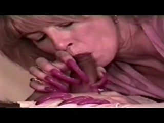 2 Very hot long nails xHamstercom