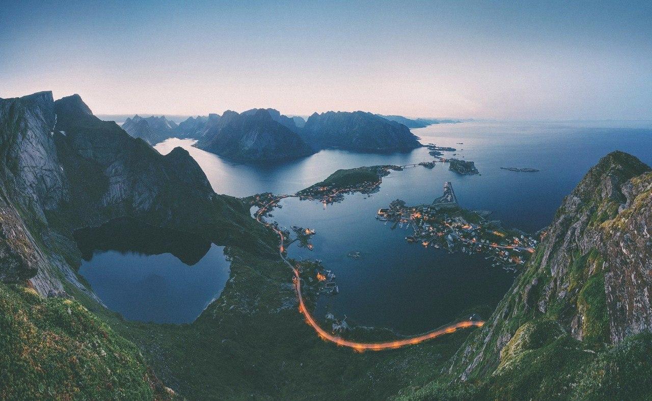 Роскошные пейзажи Норвегии - Страница 39 23WV09p5ZFw