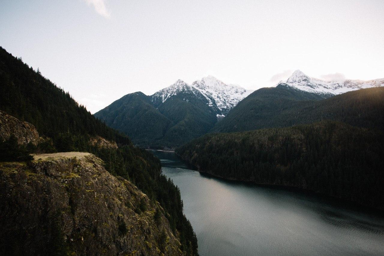 Роскошные пейзажи Норвегии A42RPgSp0cg