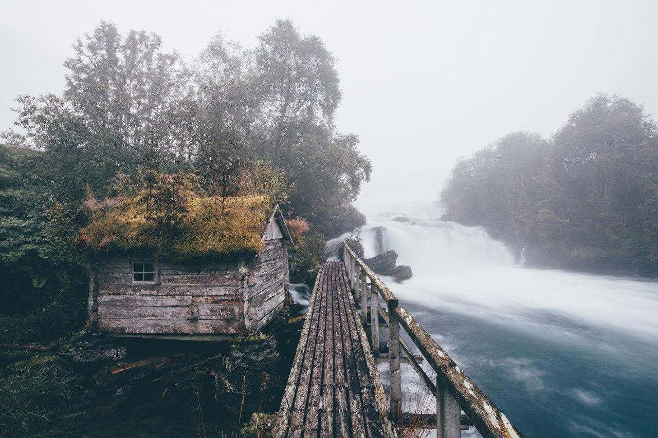 Роскошные пейзажи Норвегии 8AKBX7mEiUQ