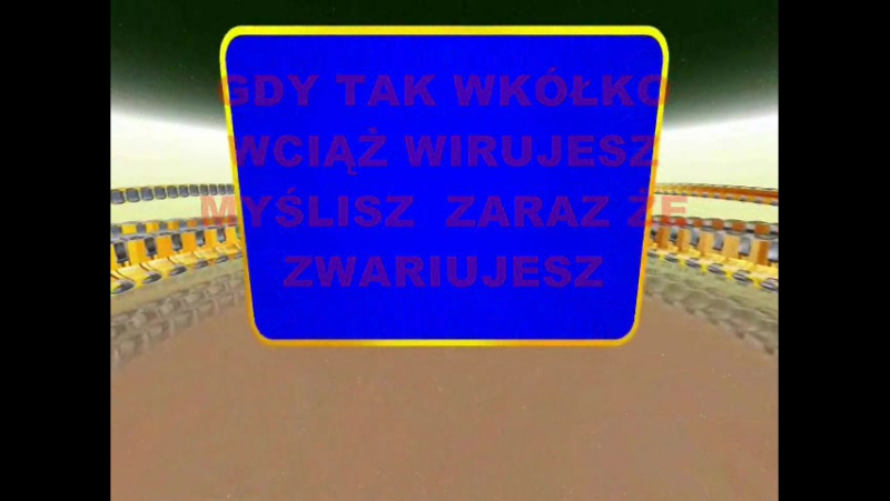 Śpiewaj ze mną Karaoke Alexmar Karuzela j tekst Aleksandra Pławińska Muzyka cover