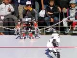 Лига Роботов. Saga vs Garoo