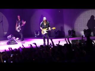 Scorpions – Wind of Change (14.05.2015) г.Новосибирск