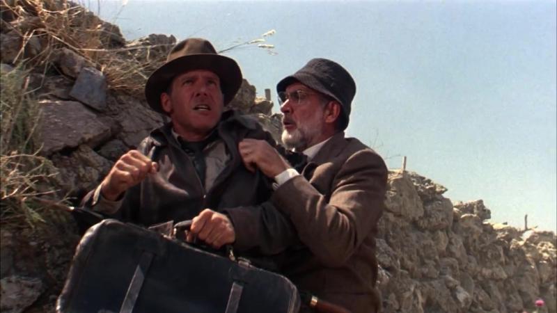 Indiana Jones and the Last Crusade Индиана Джонс и последний крестовый поход 1989