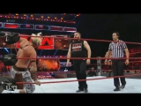 Кевин Оуэнс и Крис Джерико vs. Энцо и Биг Кэсс - Raw 26.09.16