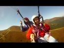 Полет с горы Гемба Боржава Карпаты 28 08 2016 GGOPR4117
