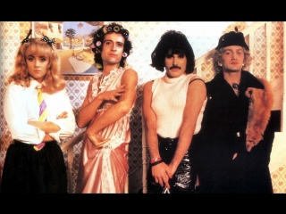 Queen - I Want to Break Free (1984)