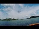 130 kmh on open water