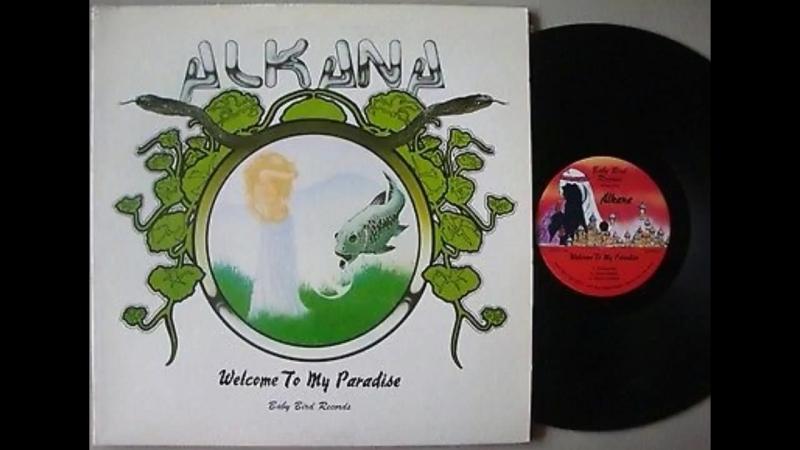 Alkana - Paradise 1978