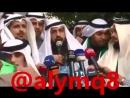 نجدد السؤال للدكتور حاكم المطيري نظن به خيرًا يمكن لم يرى التغريدة السابقة أعلنت وجوب الجهاد على كل المسلمين لماذا أنت جا