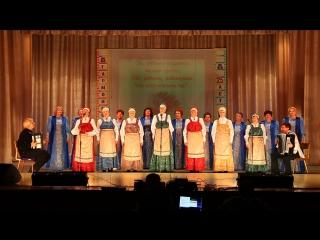 Уральская рябинушка - исп анс.Русско и анс.Гармония