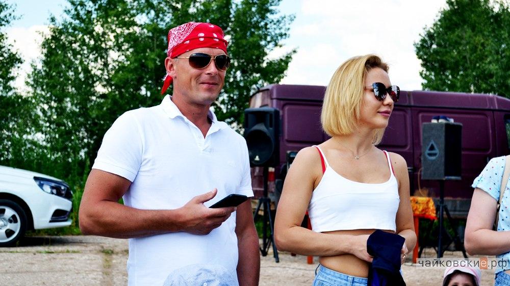 третий этап по контактному автокроссу, Чайковский, 2017 год