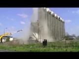 Захватывающие видео сноса башен и стадионов по всему миру