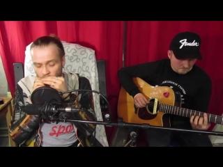 Борис Плотников и Леонид Сорокин - Isn't She Lovely на губной гармонике