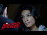 Claire Calls It Quits - Marvels Daredevil: The Complete First Season on Blu-ray Available Now!