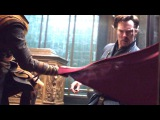 DOCTOR STRANGE Promo Clip - Cloak Of Levitation (2016) Benedict Cumberbatch Marvel Movie HD