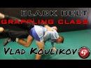 Black Belt Grappling Class Georgian Grip - Sambo Fusion BJJ TRITAC