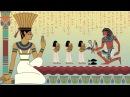 Часть 5. Первая из казней египетских. Ветхий завет в мультиках Нины Пэлей проект Ceder Mazochizm.