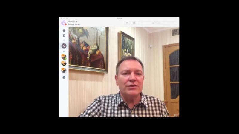Вадим Колесниченко, украинский политик, автор закона о языке, в прямом эфире PolitWera