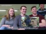 Иностранцы слушают русскую музыку (Децл, Руки Вверх, Би-2, Orgonite, Витас, М.И. Глинка)