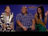 Человек-Паук: Возвращение домой — интервью с актерами фильма