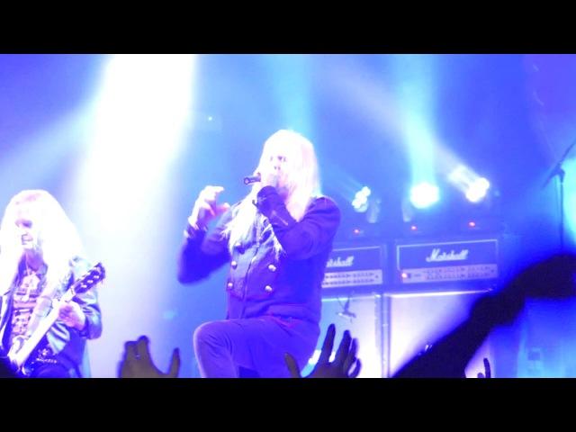 Saxon - Heavy Metal Thunder (Live in Milano 2016)