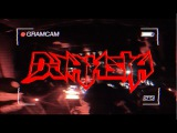 D-JAHSTA LIVE @ DROP IN BASS #004 w193 RECORDS GRAMCAM VIDEO SERIES #010