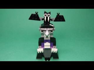 LEGO SEASONAL - VAMPIRE AND BAT, 40203 / ЛЕГО СЕЗОННЫЙ НАБОР - ВАМПИР И ЛЕТУЧАЯ МЫШЬ.