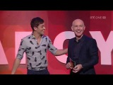 The Ray DArcy Show Extras Tom Daley