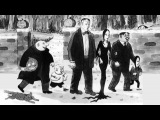 The Addams Family Cartoons by Charles Addams