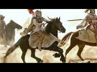 Великие сражения древности HD \ Александр Македонский- стратегия легких конниц
