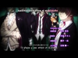 Diabolik lovers opening (Mr. SADISTIC NIGHT)