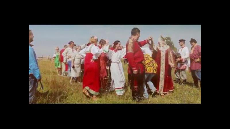 Свадьба по старым русским традициям