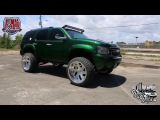 Kandy Green Tahoe Lifted 6