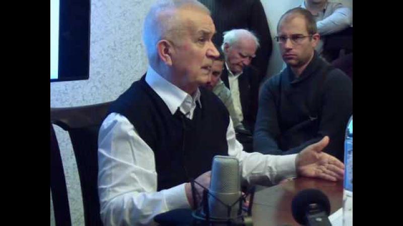Зазнобин В.М. - Про будущее и А.И. Ефремова
