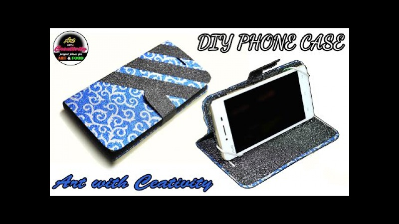 Make phone cases at home   DIY   Art with Creativity 186