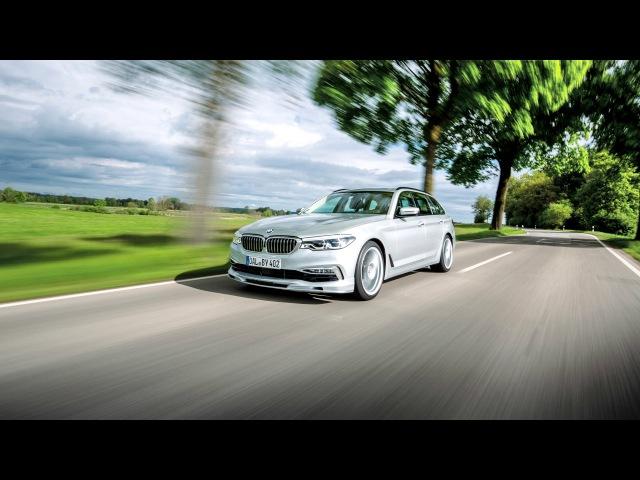 Alpina BMW B5 Bi Turbo Touring Worldwide G31 2017