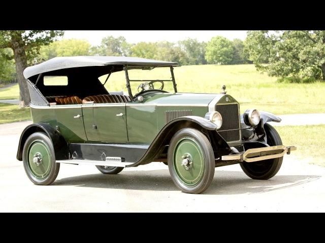 Dort 25 K Sport Touring 1923